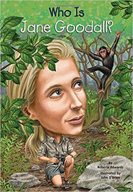 Who is Jane Goodall? (Who Was? Series)