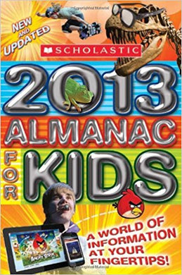 2013 Almanac For Kids