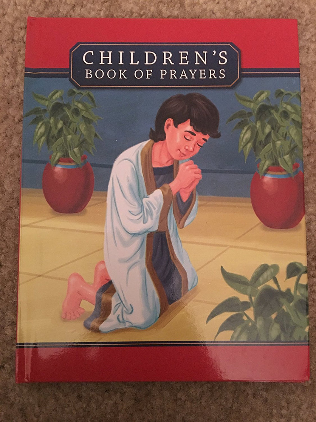 Children's Book of Prayers