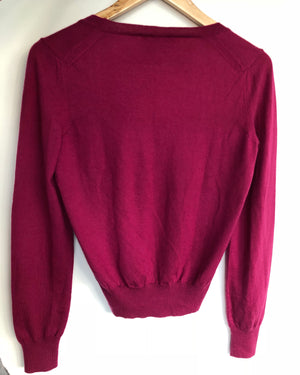 Vintage JPN find: YSL lightweight Cashmere Sweater