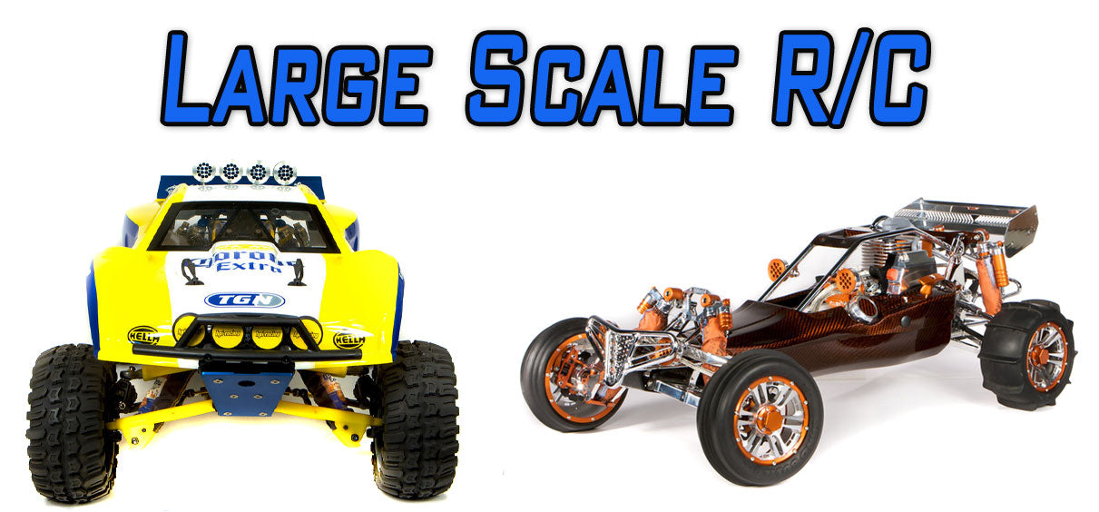 TGN Distributing-Large Scale RC, Crawler, and Drone