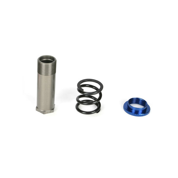 Losi Servo Saver Tube, Spring & Adjuster Set 5IVE-T MINI WRC