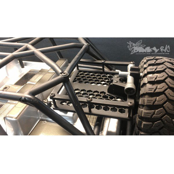 Dinky RC  JK Swing Out Tire Rack