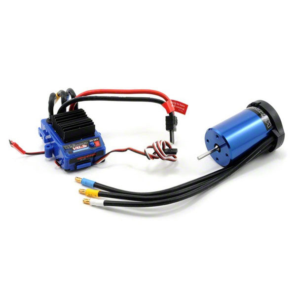 Traxxas VXL-3S Velineon Brushless Power System Combo (Waterproof)
