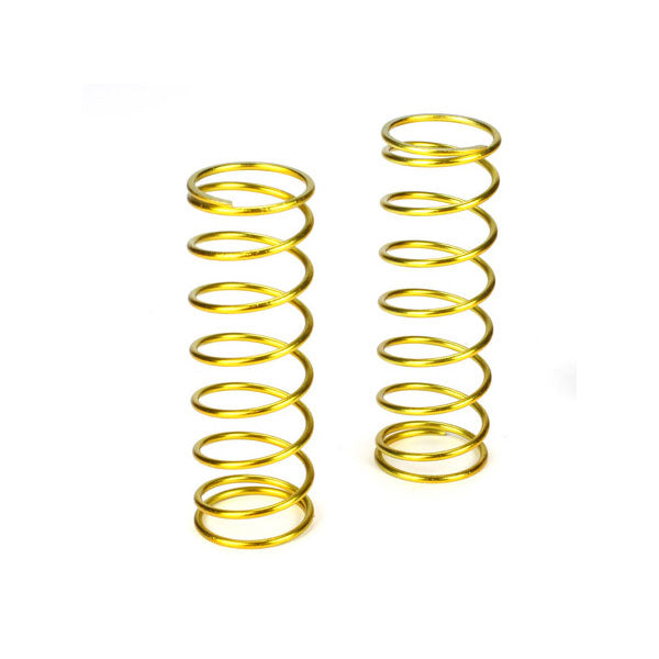 Losi Front Shock Spring Set (Gold - 10.3lb) (2) 5IVE-T