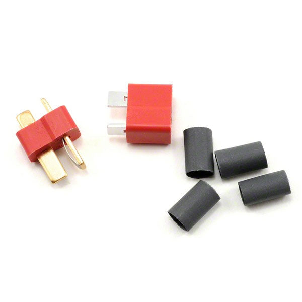 W.S. Deans 2-Pin ULTRA PLUG® Male/Female Set