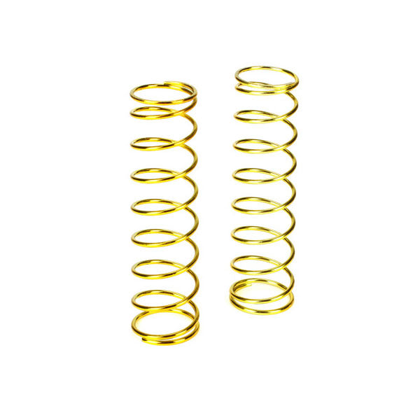 Losi Rear Shock Spring Set (Gold - 6.8lb) (2) 5IVE-T