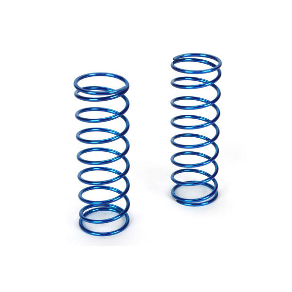Losi Front Shock Spring Set (Blue - 11.6lb) (2) 5IVE-T