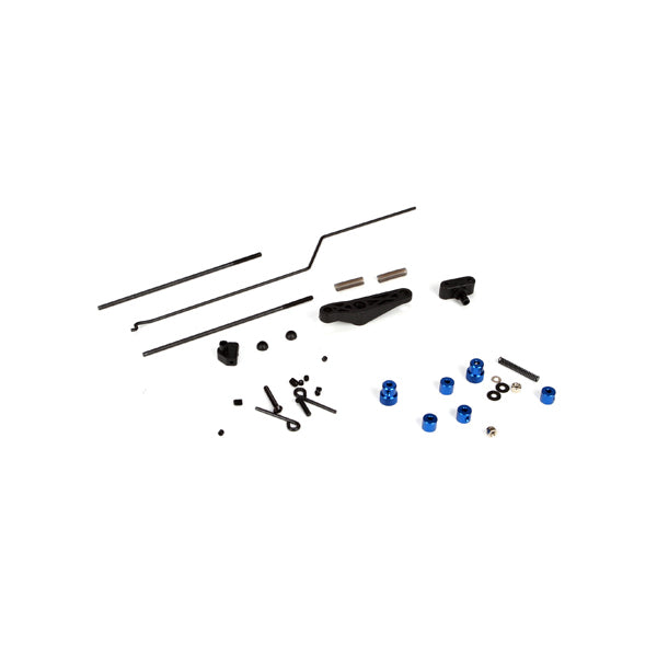Losi Throttle & Brake Linkage Set 5IVE-T MINI WRC