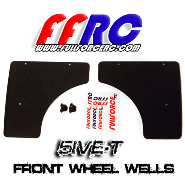 LOSI 5IVE-T Front Wheel Wells