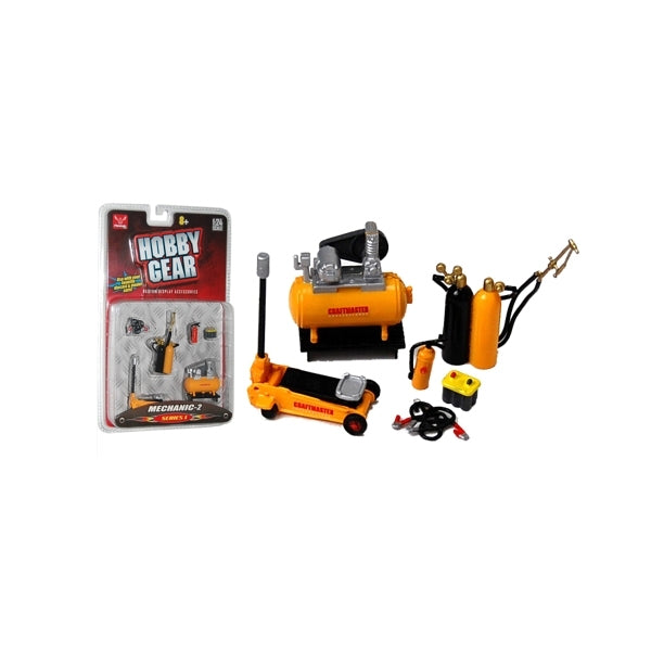 Hobby Gear Mechanic 2 Accessory Set