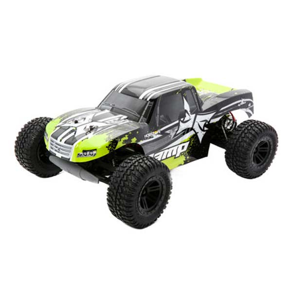 ECX - AMP MT 1:10 2WD Monster Truck:Black/Green  RTR (Retail $149.99)