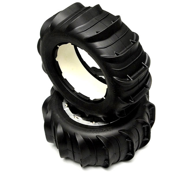 RC4WD Sand Storm Paddle Tires for Baja 5T/SC
