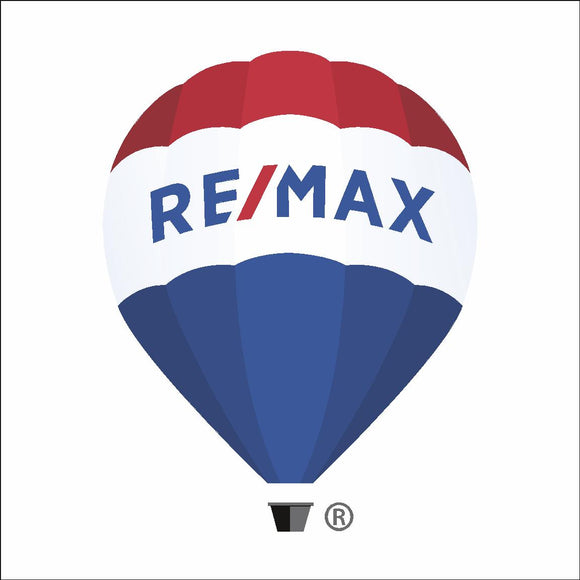 Remax Real Estate Signs