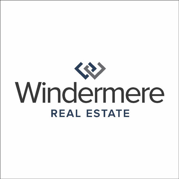Windermere Real Estate Signs
