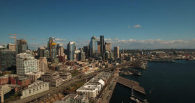 Seattle Skyline 1