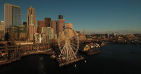 Seattle Skyline 3