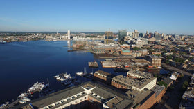 Baltimore Harbor 1