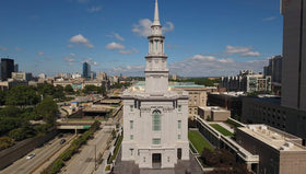 Philadelphia LDS Temple 1