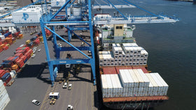 Port of Philadelphia 1