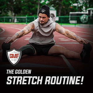 The Golden Stretching Guide