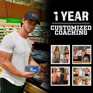 1 YEAR CUSTOMIZED COACHING