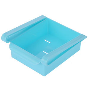 Slide Fridge Storage Boxes in 4 Colors