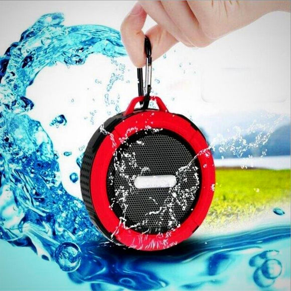 All Round Outdoor Waterproof Speaker