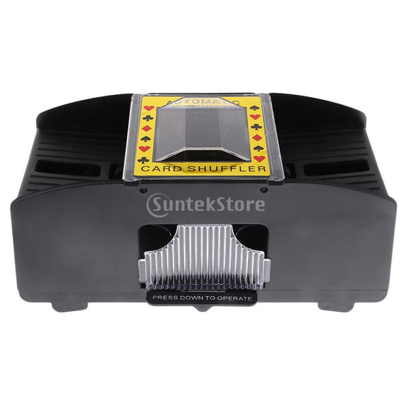 Professional Automatic Card Shuffler Shuffling Machine