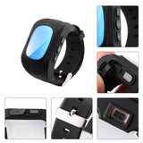 GPS Tracking Smart Watch for Child's Safety for iOS & Android, 6 colors
