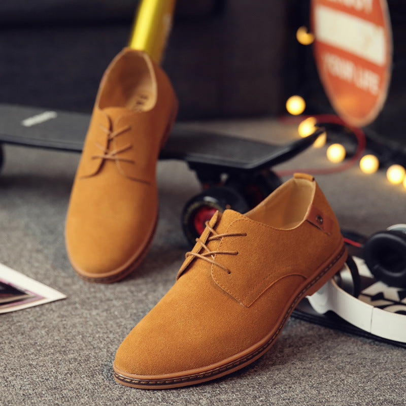 High Fashion Leather Casual Shoes for Him - Zamavi.com