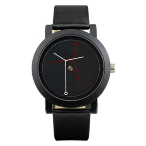 2019 gift for girl Enmex creative design  wristwatch branch concept brief simple face nature fashion quartz unisex watches - Zamavi.com