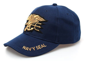 Casual Tactical Militar Baseball Cap Men US Marines Airborne Army Sun Snapback Hat Adjustable Male Fashion Travel Navy Seal Caps - Zamavi.com