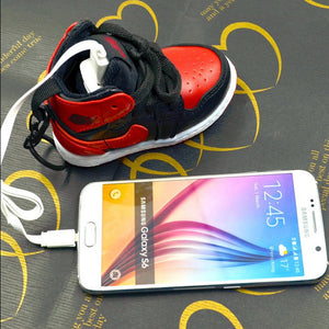 Exquisite packaging Luxury Shoe Power Bank 8000mAh High Quality portable battery charger For phone6 5 6 7 8 s PLUS Android phone - Zamavi.com