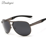 DANKEYISI Vintage Sunglasses Men Sun Glasses for Men Brand Polarized Sun Glasses UV400 Protection Fashion Luxury Sunglasses 2017