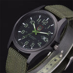 Mens Watches Top Brand Luxury Outdoor Mens Date Stainless Steel Military Sports Analog Quartz Army Wrist Watch Orologio Uomo