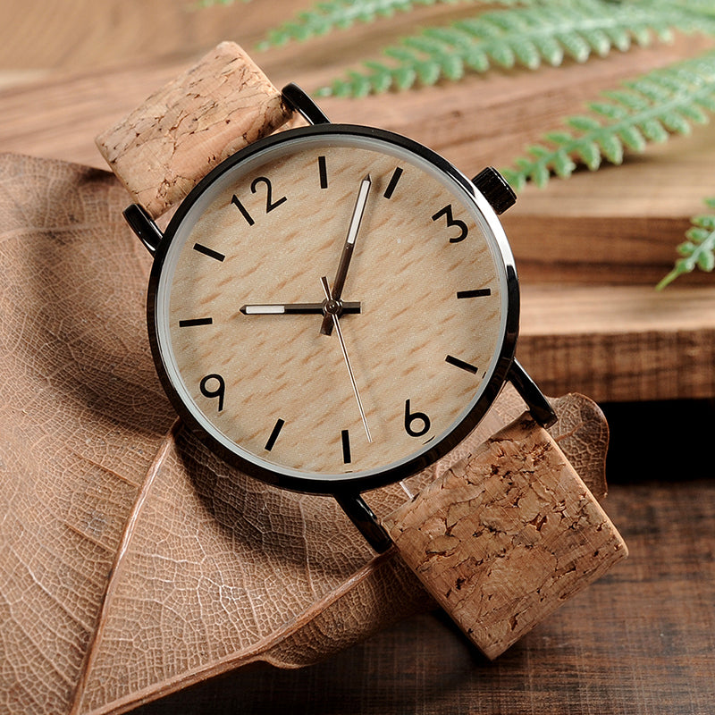 BOBO BIRD Fashion Men Women Stainless Steel in the Back Case Unisex Watch Match a Skilful Design Hour Can Drop Shipping - Zamavi.com