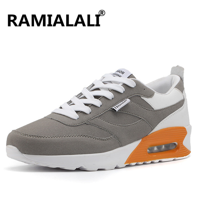 Ramialali Men Running Shoes Male Jogging Trainers Sneakers Athletic Lace Up High Quality Comfortable Men Shoes Zapatillas - Zamavi.com