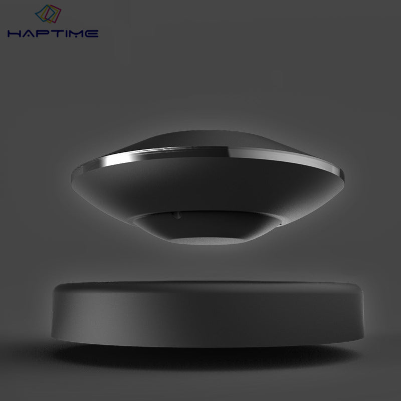 Haptime Supergravity Magnetic Levitation Bluetooth Speaker USB Wireless Bluetooth Maglev Speaker Levitation Rotating Speaker - Zamavi.com