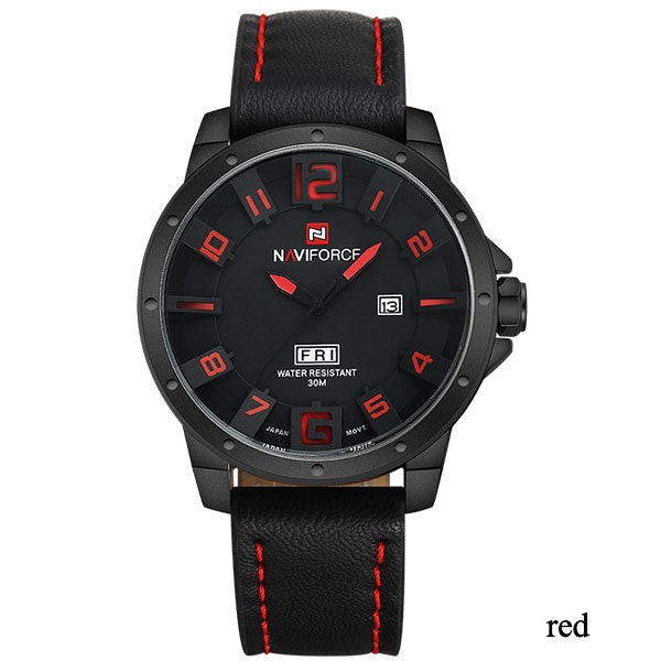 NAVIFORCE Waterproof Sport Watch - Zamavi.com