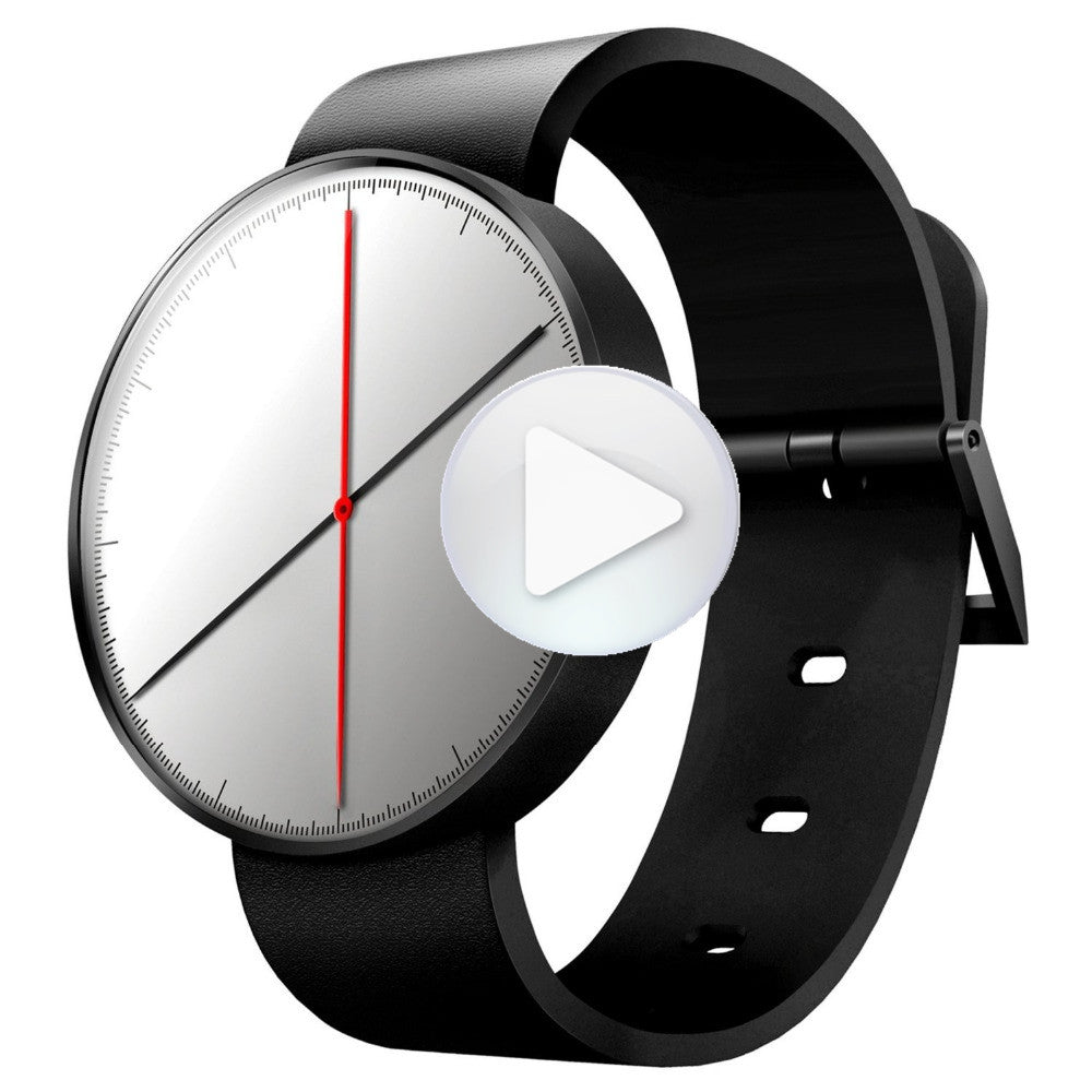 EUTOUR Men Watch Ultra Slim 10mm Quartz Watch Black Silicone Casual Simple Male Watches Waterproof Creative Men Wrist Watch - Zamavi.com
