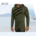 New Fashion Long Hoodie - Zamavi.com
