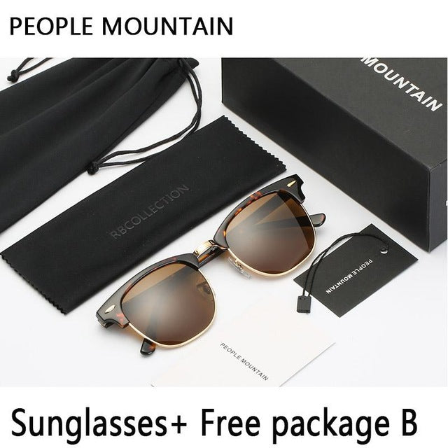 Unisex 2017 Retro Oval Acetate Sun Glasses Luxury Brand Design Elegant Sunglass Oculos De Sol UV400 Glass Lens Eyewear 3016 - Zamavi.com