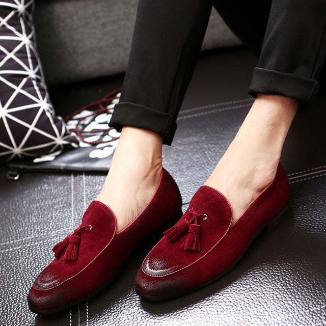 Men Casual Loafers Shoes