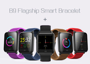 Bluetooth Smart Watch BOAMIGO Smartwatch For IOS Android Phone Call Remind Camera Calories Heart rate bracelet Wristband OLED - Zamavi.com
