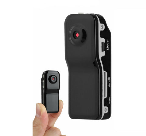 Newest Mini MD80 HD Motion Detection DV DVR Thumb Recorder Hidden Camera