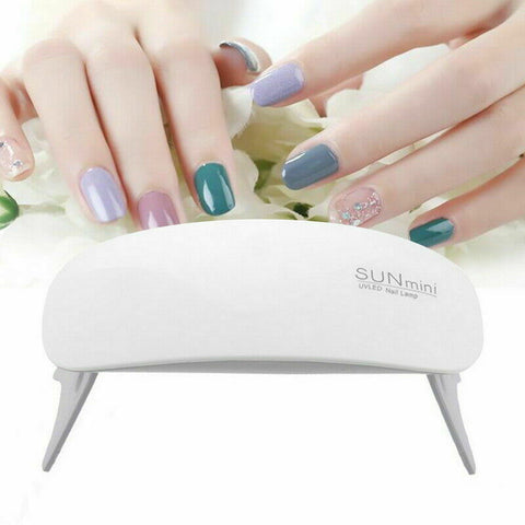 Professional Potable Mini UV LED Light Gel Nail Lamp