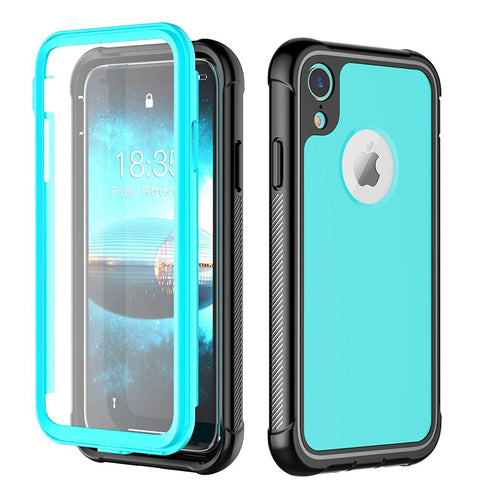 For Apple iPhone XR Case Life Waterproof Shockproof XS MAX Screen Protective - Rewardeals