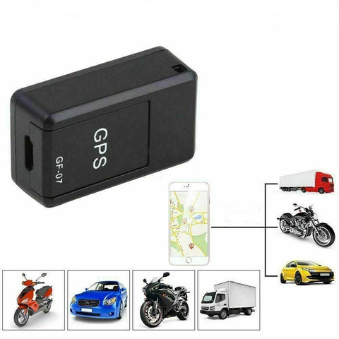 Mini Magnetic GPS Tracker GSM GPRS Real-time Car Truck Vehicle Locator