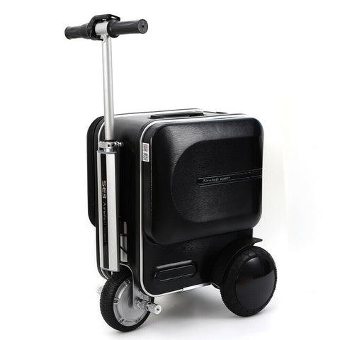 29.3L Airwheel Electric Travel Carry Luggage Scooter Suitcase Scooter - Rewardeals